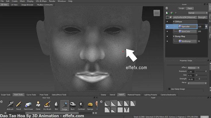 Hieu Ung EFFE - Animation Company : Trang Các Khóa Học